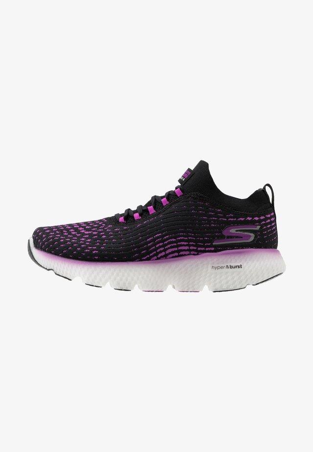 MAXROAD 4 - Obuwie do biegania treningowe - black/purple