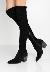 Kennel + Schmenger - LUNA - Over-the-knee boots - black - 0