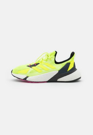 X9000L4 UNISEX - Matalavartiset tennarit - solar yellow/hi-res yellow