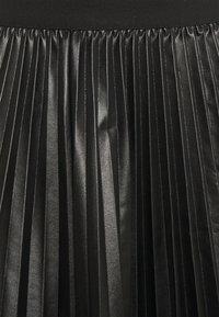 MAX&Co. - FLAVIANA - Pleated skirt - black - 2