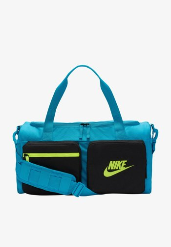 FUTURE - Sports bag - laser blue/black/wolt