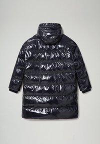 Napapijri - A-LOYLY LONG - Winter coat - blu marine - 2