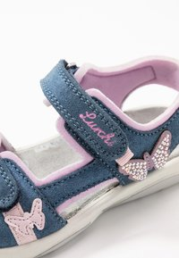 Lurchi - FIA - Sandály - jeans - 5