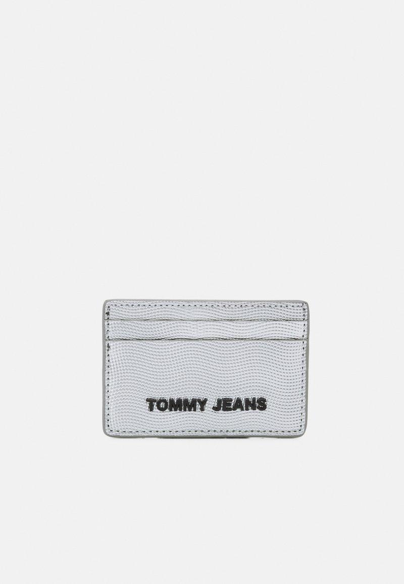 Tommy Jeans - ESSENTIAL HOLDER - Wallet - grey