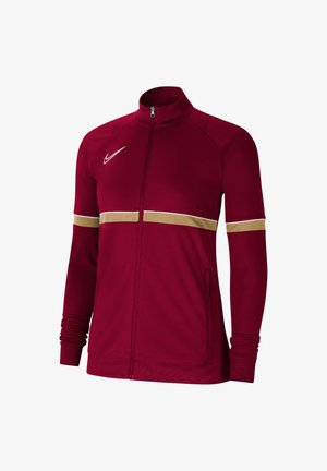 Training jacket - rotweissgold