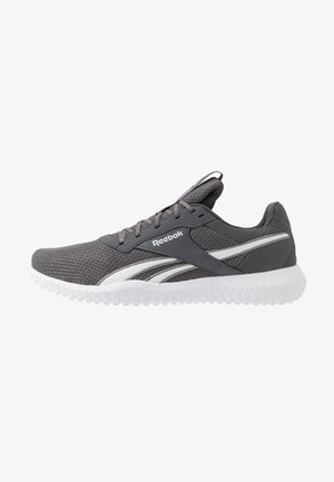 FLEXAGON ENERGY TR 2 - Sports shoes -  grey/white/black