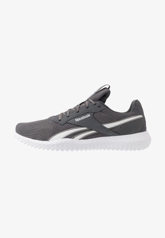 FLEXAGON ENERGY TR 2 - Chaussures d'entraînement et de fitness -  grey/white/black