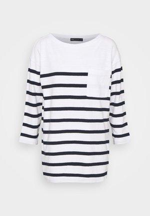 PREPPY  - Long sleeved top - white