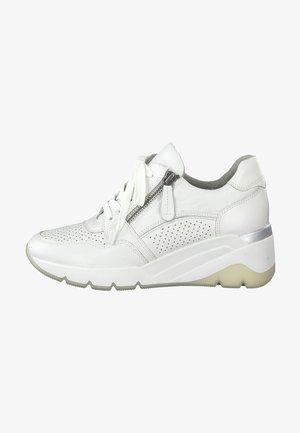 Baskets basses - white uni