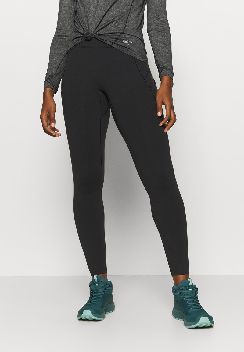 Arc'teryx - DELANEY WOMEN'S - Leggings - black