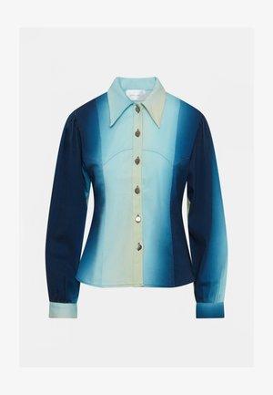 ALEXA  - Džínová bunda - blue fade