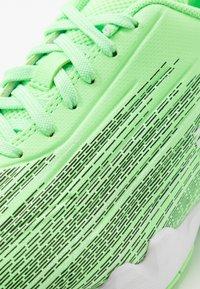 Puma - ADRENALITE 4.1 - Handball shoes - elektro green/white - 2