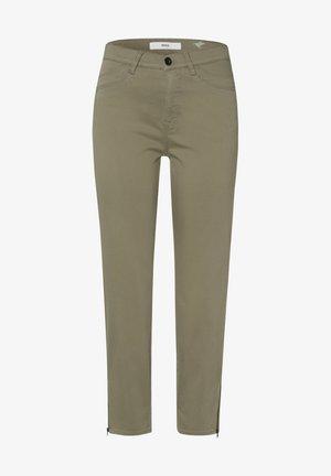 STYLE CARO S - Trousers - light khaki