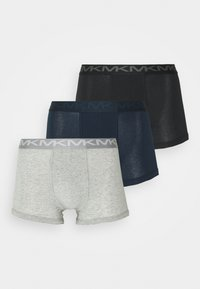 STRETCH FACTOR CORE TRUNK 3 PACK - Pants - navy