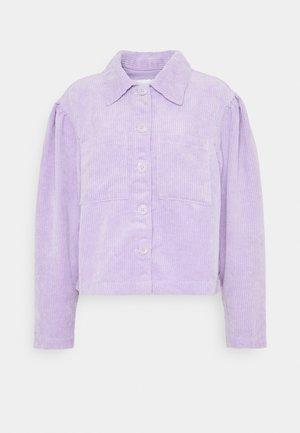 MADDIE JACKET - Lett jakke - lilac purple light