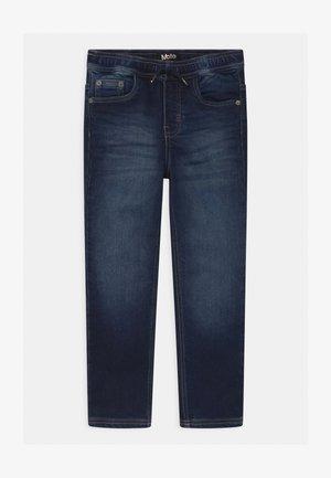AUGUSTINO - Slim fit jeans - dark indigo