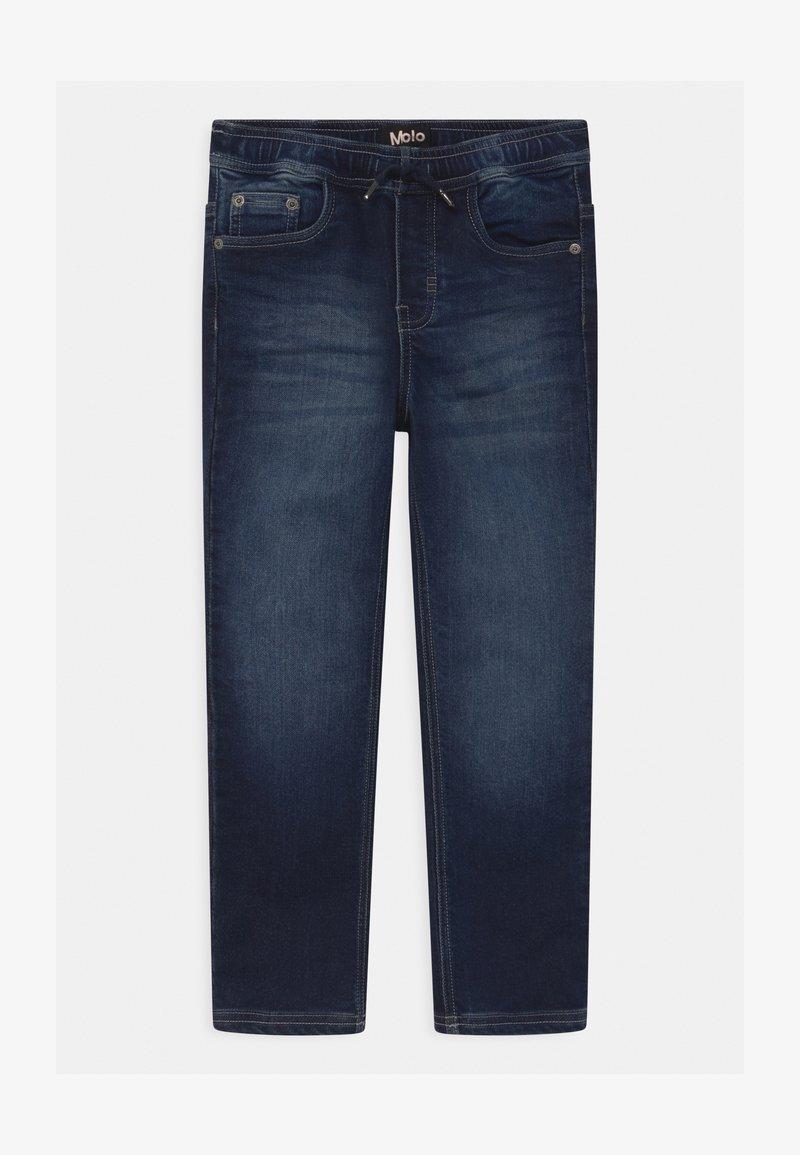 Molo - AUGUSTINO - Slim fit jeans - dark indigo