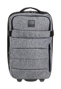 Quiksilver - QUIKSILVER™ NEW HORIZON 32L - LEICHTER HANDGEPÄCKSKOFFER MIT ROL - Wheeled suitcase - light grey heather - 3