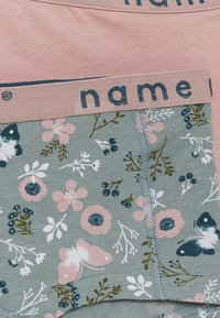 Name it - NKFHIPSTER 2 PACK - Pants - pale mauve - 3