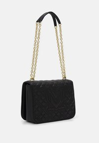 Love Moschino - QUILTED SOFT - Torba na ramię - nero - 2