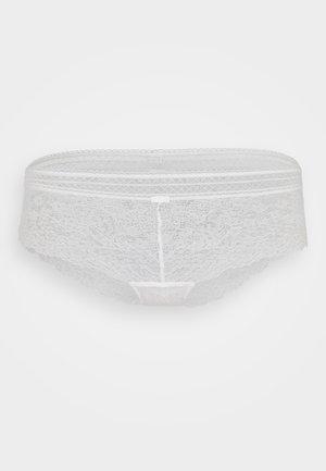 SORBET SHORTY - Pants - ecru