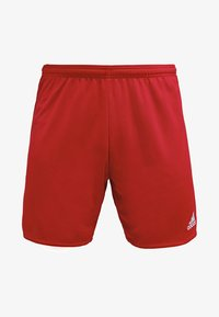 PARMA PRIMEGREEN FOOTBALL 1/4 SHORTS - Träningsshorts - power red/white