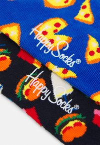 Happy Socks - JUNK FOOD LOW SOCK UNISEX 2 PACK - Socks - multi - 1