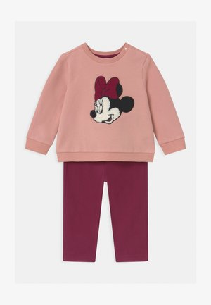 MINNIE SET - Tracksuit - mellow rose