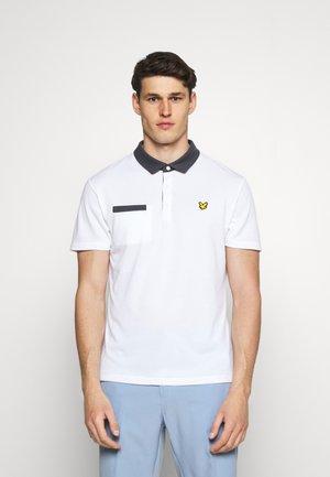 AVIEMOORE - Polo - white