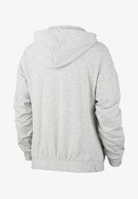 grey heather/platinum tint