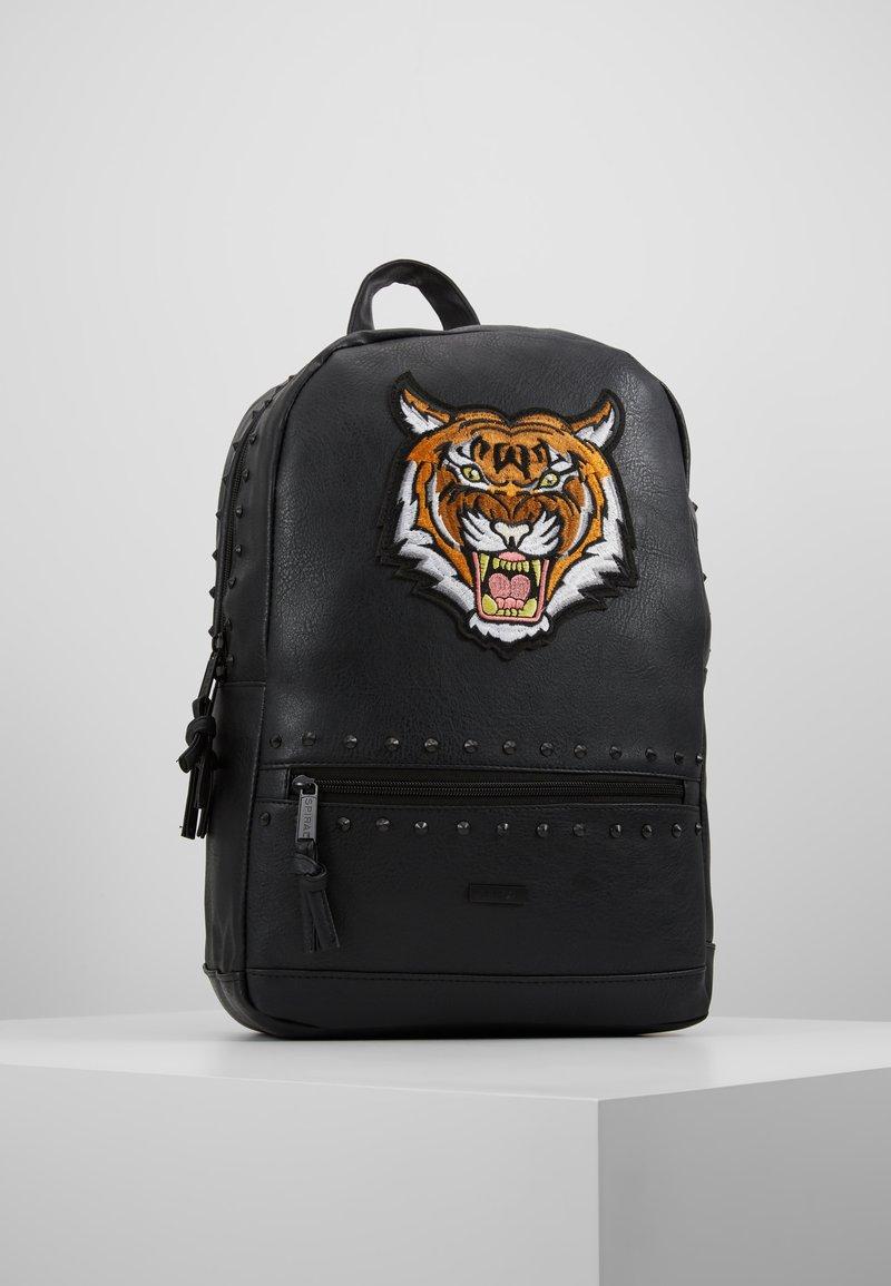 Spiral Bags - OG LABEL - Plecak - tiger luxe
