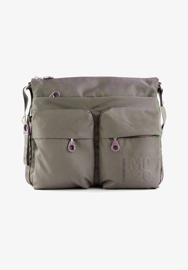 Across body bag - military olive