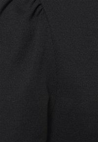 ONLY Tall - ONLAMELIA PUFF BODY  - Basic T-shirt - black - 2