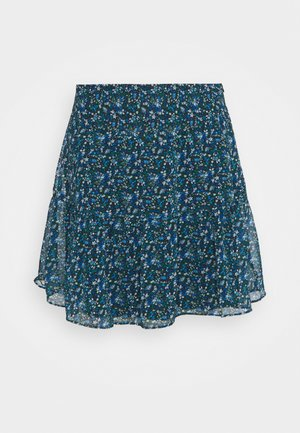 Mini skirt - blue