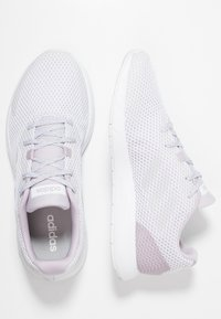adidas Performance - SOORAJ VERUM CLOUDFOAM RUNNING SHOES - Chaussures de running neutres - footwear white/mauve - 1