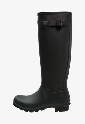 ORIGINAL TALL VEGAN - Wellies - Wellies - black