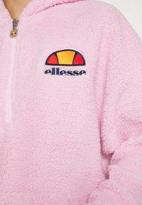 Ellesse - SEPPY - Bluza z kapturem - pink - 5