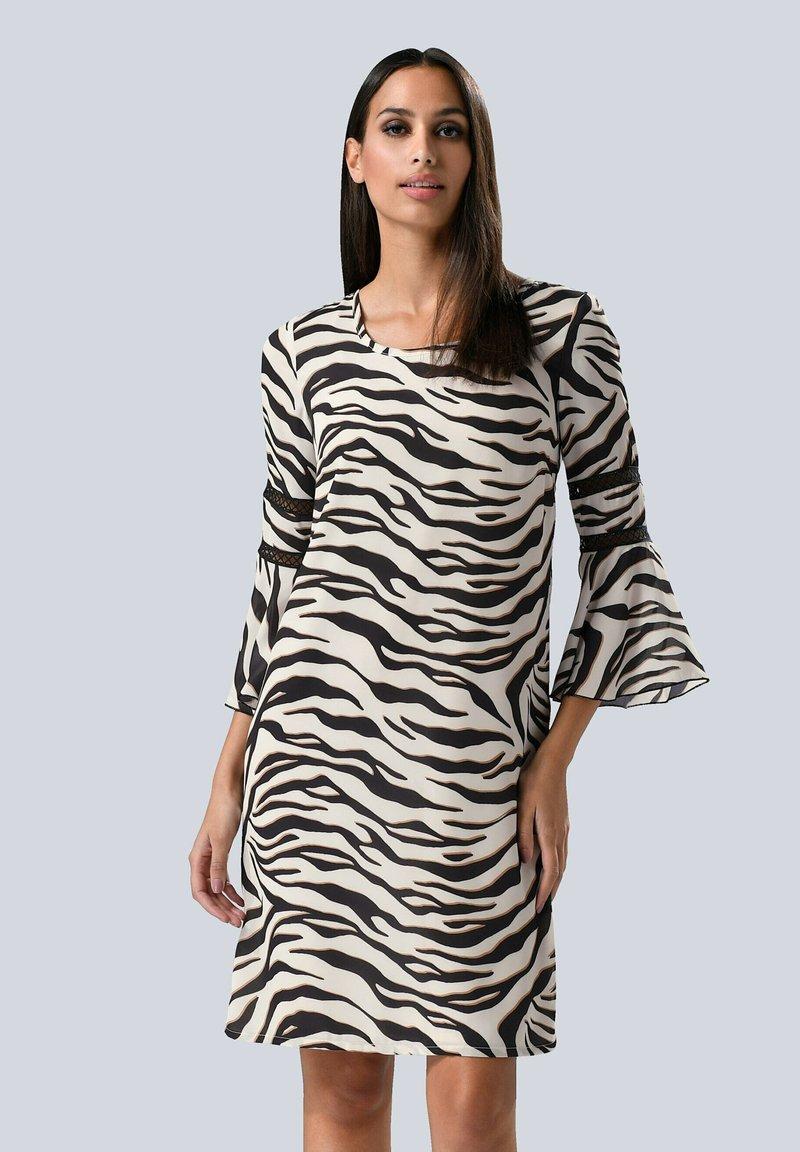 Alba Moda - Day dress - off-white/schwarz