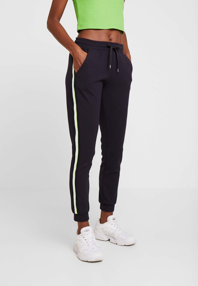 Rich & Royal - Tracksuit bottoms - dark blue