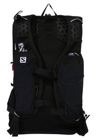 Salomon - AGILE 12 SET - Rucksack - black - 3