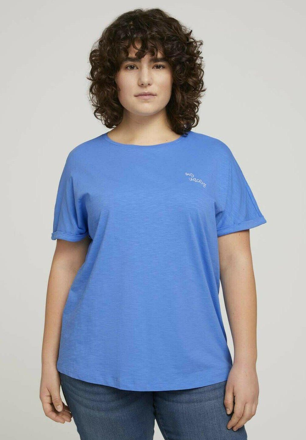Damen CHEST EMBROIDERY - T-Shirt print