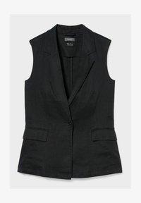 C&A - Waistcoat - black - 0