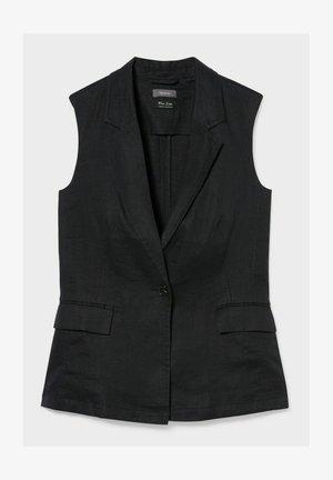 Waistcoat - black