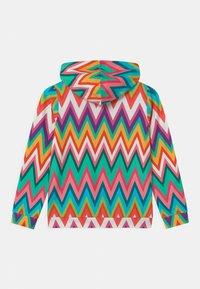 Missoni Kids - ZIP CAPPUCCIO - Zip-up sweatshirt - multi-coloured - 1
