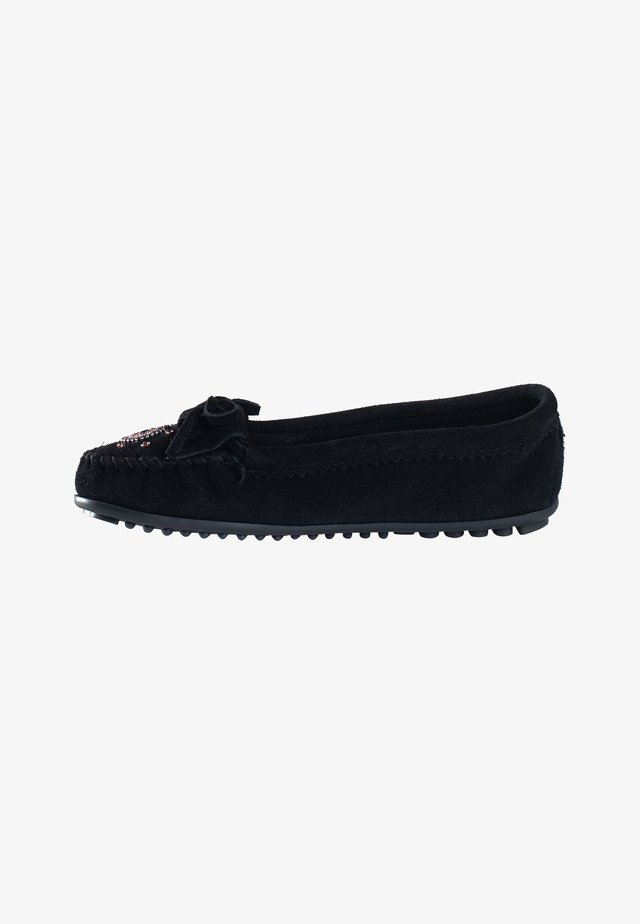 ME TO WE MOCCASINS - Mocassins - black