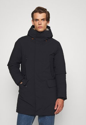 WILSON - Zimní kabát - black