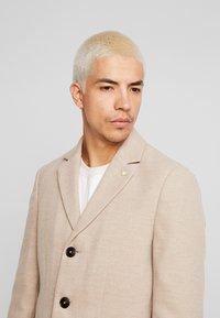 Burton Menswear London - OATMARL  - Classic coat - tan - 4