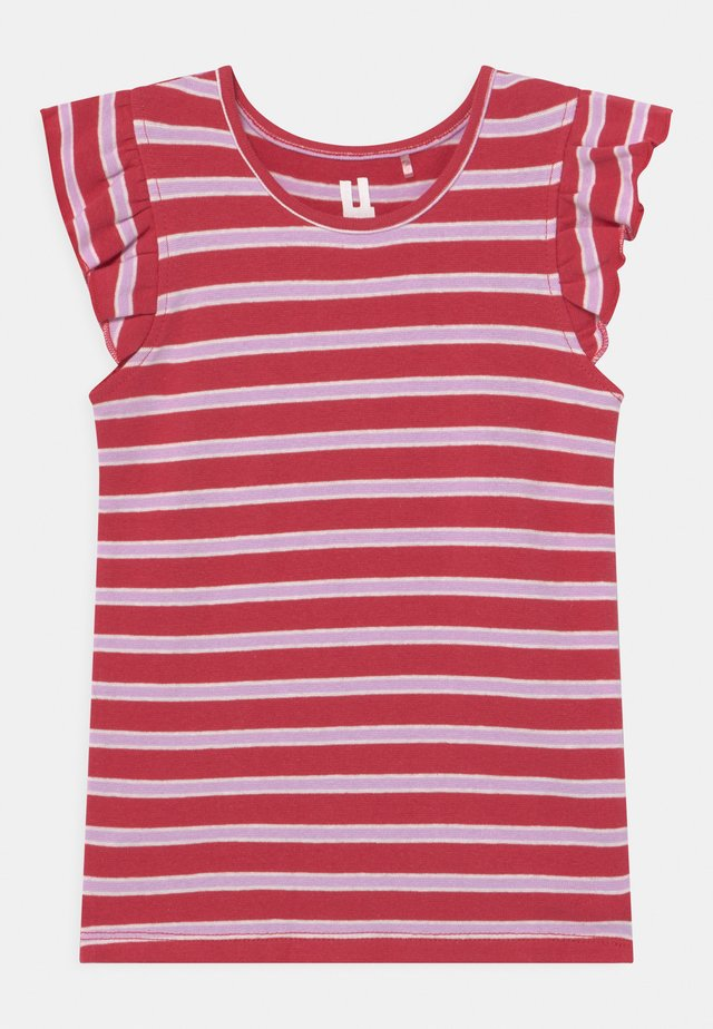 KAIA - T-shirt con stampa - red