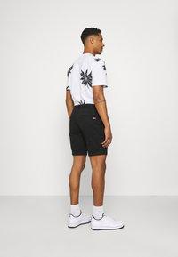 Tommy Jeans - SCANTON - Shorts - black - 2