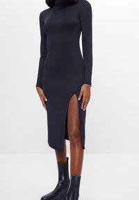 Bershka - Shift dress - black - 3